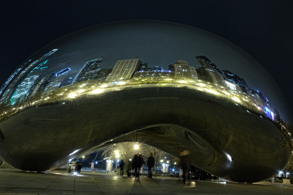 The Bean, Chicago IL